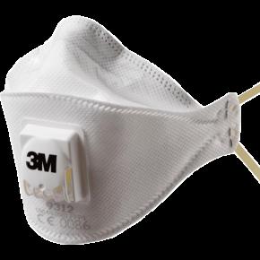 Respiratorius 3M™ 9312 FFP1 V