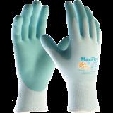 Darbinės pirštinės MaxiFlex Active, aplietos