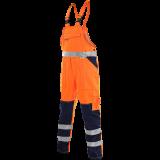 Darbo puskombinezonis NORWICH, oranžinis