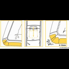 Antkeliai CRATOS DASSY (instrukcija)