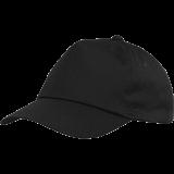 Kepuraitė su snapeliu PHIL, juoda