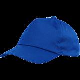 Kepuraitė su snapeliu PHIL, mėlyna