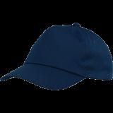 Kepuraitė su snapeliu PHIL, tamsiai mėlyna
