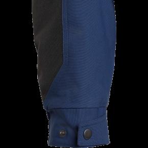 Švarkas darbui STRETCH, mėlynas (rankovė)