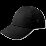 Kepurė šalmas KS190, juoda
