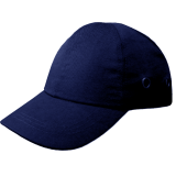 Kepurė šalmas KS190, mėlyna