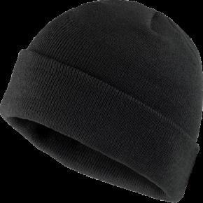 Kepurė CZBAW, žieminė akrilinė, juoda