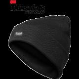 Kepurė CZBAW-THINSUL, su 3M Thinsulate, juoda