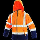 Darbinė striukė DERBY Softshell, oranžinė
