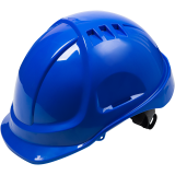 Apsauginis šalmas W-037, mėlynas