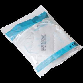 Respiratorius ZW9501 FFP2 NR, sulankstomas (be vožtuvo)
