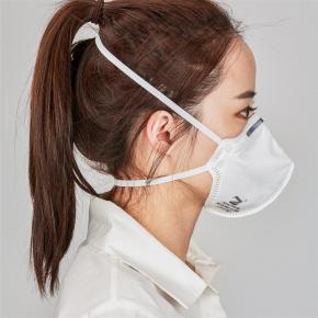 Respiratorius ZH3161 FFP2 NR (dirželiai)