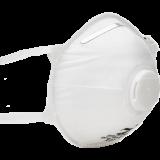 Respiratorius ZH3310V FFP2, kaušelio formos, su vožtuvu