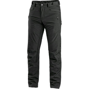 Kelnės AKRON Softshell, juodos