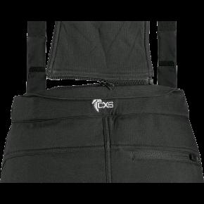 Kelnės CXS TRENTON Softshell, žieminės, juodos 3